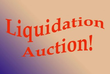 Liquidation Auction